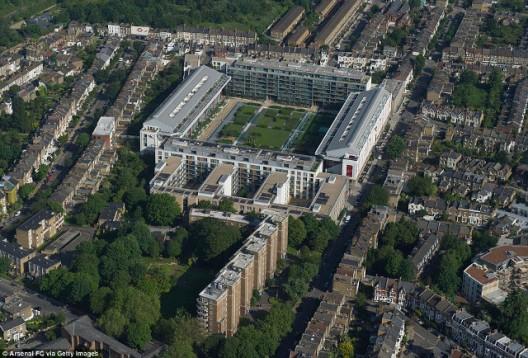 Highbury-now