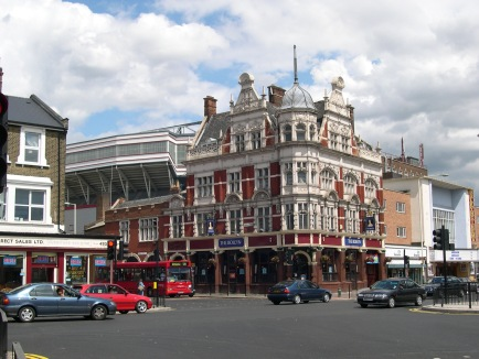 The Boleyn Pub